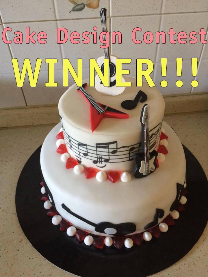 Contest Cake Design: ecco la vincitrice!   Cake Design