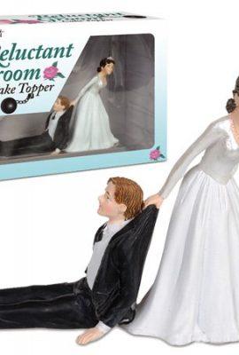 Cake-Topper-SPOSO-RILUTTANTE-per-matrimonio-ironico-0