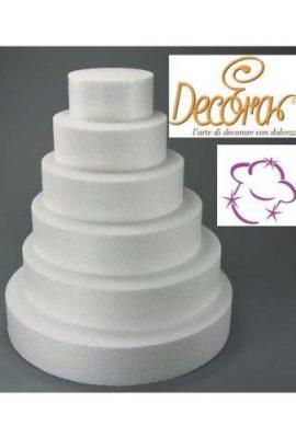 DISCO-POLISTIROLO-35x75h-cm-BASE-PER-TORTE-DECORA-CAKE-DESIGN-PASTA-DI-ZUCCHERO-0