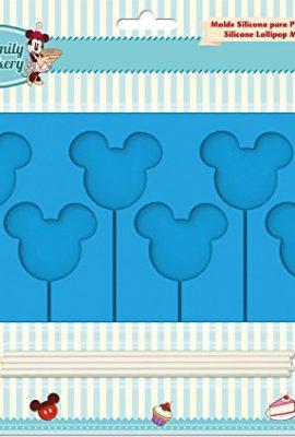 Disney-Cake-Design-Stampo-in-Silicone-Lecca-Lecca-0