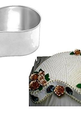 EURO-TINS-teglia-per-dolce-Lacrima-teglia-per-torta-singola-da-25-cm-0