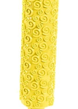 HABI-Cake-Design-Mattarello-Polipropilene-Spirali-da-24-cm-Giallo-0